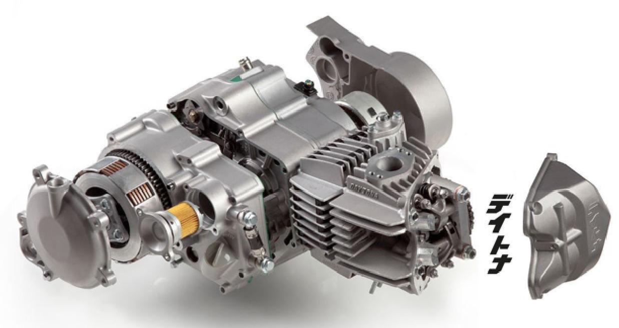 Daytona Anima 4V 190 F / FDX