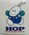 HOP Honda Original Parts - Sticker